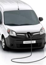 Catalogues et collections Renault : Le nouveau Renault Kangoo Z.E