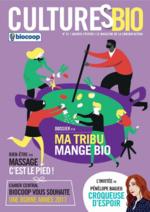 Journaux et magazines Biocoop : Magazine 91 - janvier-février 2017