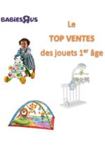 Promos et remises  : Le TOP VENTES des jouets 1er âge