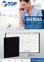 Catalogues et collections Top office : Agendas 2017