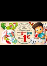 Promos et remises  : Votre deuxième jeu pour seulement 1€