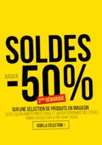 Prospectus L'incroyable : Soldes 2ème démarque, jusqu'à -50%