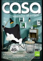 Folhetos Casa : Desenho eterno !