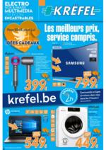 Prospectus Krëfel Electro : Les meilleurs prix, service compris