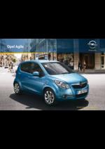 Promos et remises  : Opel Agila