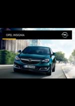 Promos et remises  : Opel Insignia