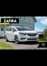 Promos et remises  : Opel Zafira