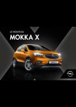 Promos et remises  : Nouveau MOKKA X