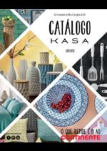 Catálogos e Coleções Continente Modelo : Catálogo KASA