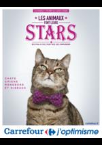 Promos et remises  : Les animaux font leurs stars