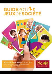 Guides et conseils Picwic MAUREPAS : Jeux de société - guide 2017