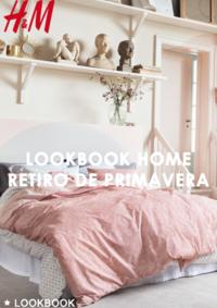 Catálogos e Coleções H&M Montijo Forum : Lookbook Home - Retiro de Primavera