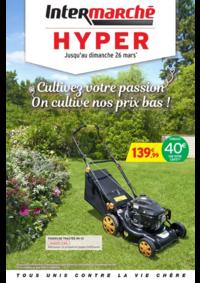 Prospectus Intermarché Hyper REDON : Cultivez votre passion. On cultive nos prix bas !