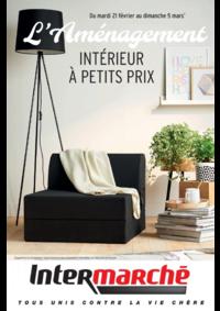 Prospectus Intermarché Hyper REDON : L'aménagement intérieur à petits prix