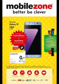 Prospectus Mobilezone Bern - Waaghaus : Samsung Galaxy S7 edge