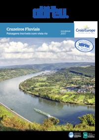 Catálogos e Coleções Viagens Abreu Barreiro : Especial Croisieurope 2017
