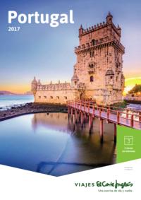 Catálogos y colecciones Viajes El Corte Inglés Alcorcón San José de Valderas : Portugal 2017