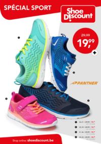 Prospectus Shoe Discount BRUSSEL - SCHAARBEEK : Spécial sport
