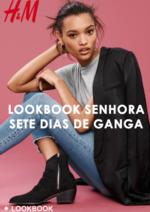 Promoções e descontos  : Lookbook senhora sete dias de ganga