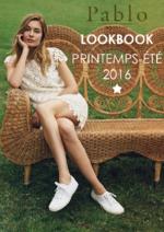 Catalogues et collections Pablo : Lookbook printemps été 2017