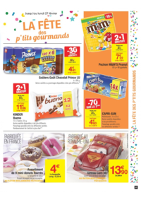 Prospectus Carrefour EVRY : La fête des p'tits gourmands