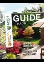 Guides et conseils Brico E.Leclerc : Guide jardin