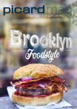 Promos et remises  : Brooklyn Foodstyle