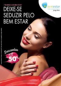 Folhetos BemEstar Coruche : Deixe-se seduzir pelo bem estar