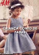 Promoções e descontos  : Lookbook criança conto de fadas