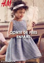 Catalogues et collections H&M : Lookbook enfant Conte de fées
