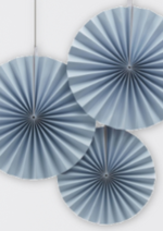 Catálogos e Coleções PartyLand : Nova coleção Azul Pastel e Prateado
