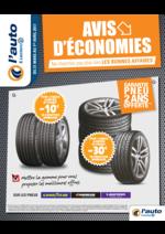 Prospectus L'auto E.Leclerc : Avis d'économie