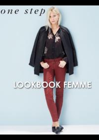 Catalogues et collections One step ST GERMAIN EN LAYE : Feuilletez le lookbook femme