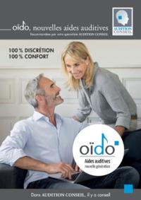 Catalogues et collections Audition Conseil LE VESINET : Catalogue Appareil Auditif Oïdo
