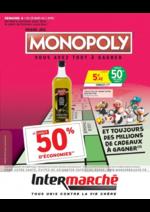 Prospectus Intermarché Express : Grand jeu Monopoly vous avez tout à gagner Semaine 4