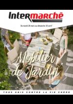 Prospectus Intermarché Super : Mobilier de jardin collection 2017