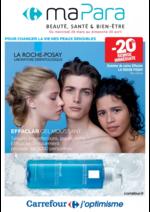 Prospectus Carrefour : Ma Para beauté, santé & bien-être