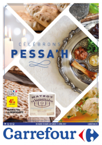 Prospectus Carrefour CHAMBOURCY : Célébrons Pessa'h