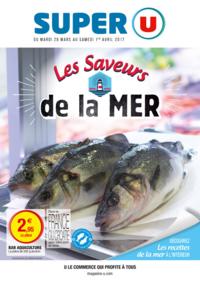 Prospectus Super U NOISY LE ROI : Les saveurs de la mer