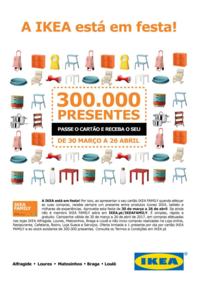 Folhetos IKEA Matosinhos : A Ikea está em festa!