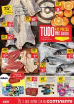 Folhetos Continente Bom Dia : Tudo aos preços mais baixos