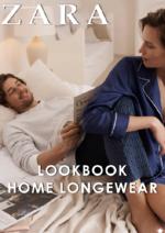 Catálogos e Coleções ZARA HOME : Lookbook home Longewear