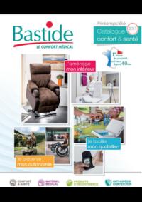 Catalogues et collections Bastide Paris : Le catalogue printemps été 2017