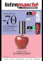 Prospectus Intermarché Express : Les secrets de beauté