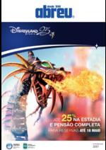 Folhetos Abreu : Verão Mágico Disney
