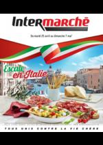 Prospectus Intermarché Express : Escale en Italie