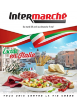 Prospectus Intermarché Super : Escale en Italie