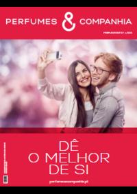 Jornais e revistas Perfumes & Companhia Carregado Campera : Dê o melhor de si - Revista Primavera 2017