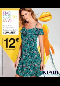 Prospectus Kiabi Argenteuil : Welcome Summer
