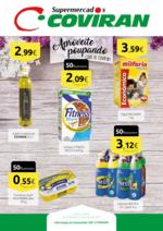 Folhetos Covirán : Preços fantásticos em Abril